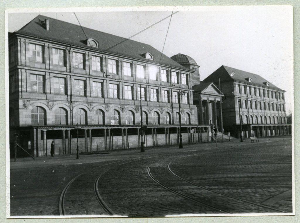 Die Monuments Men in Wiesbaden