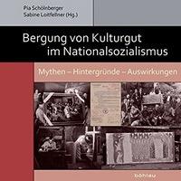 Neuerscheinung: Bergung von Kulturgut im Nationalsozialismus