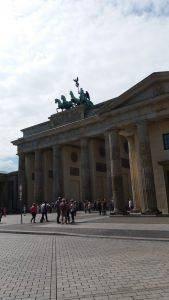 Berlin, Brandenburger Tor - Mitgliederversammlung der DGKS 2016