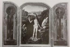 Werkstatt des Jan van Eyk, Triptychon