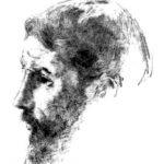 Odilon Redon: Zeichnung von Pierre Bonnard