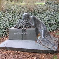 Grabmäler auf dem Alten Friedhof, Wiesbaden