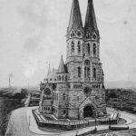 Die Ringkirche Wiesbaden 1896