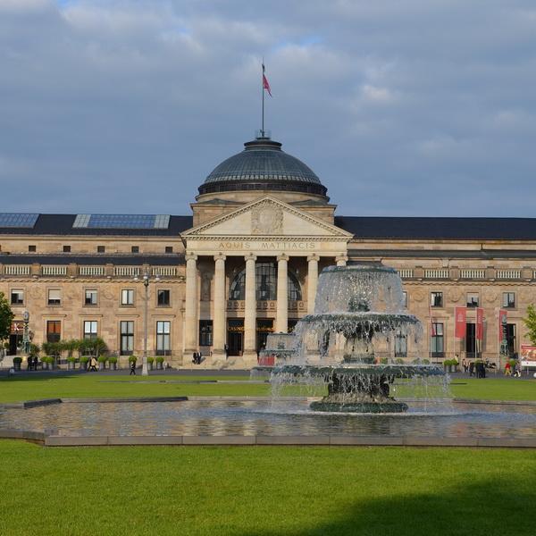 Ausstellung: Amerikaner in Wiesbaden von 1945-1963