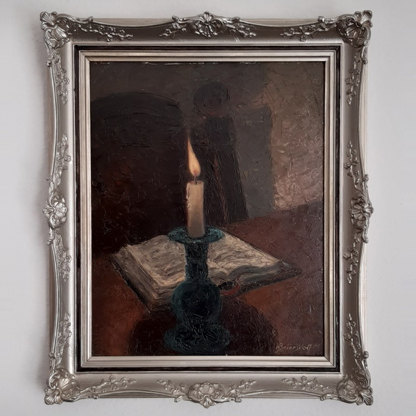 Walter Beiersdorf: Kerzenlicht